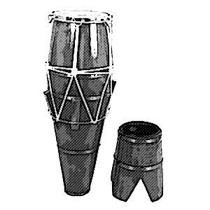 instrumentos musicales etnicos tambores