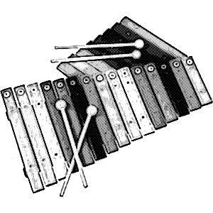 instrumentos musicales etnicos xilofonos