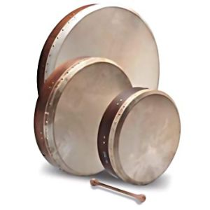 instrumento musical bodhran