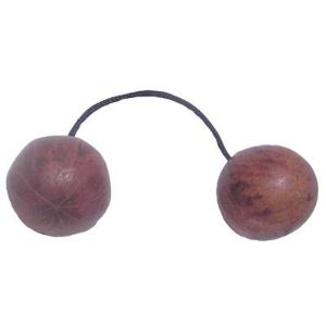 instrumento musical bolas ritmicas