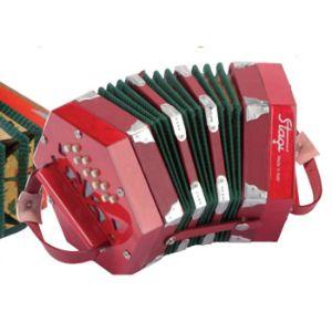 instrumento musical concertina