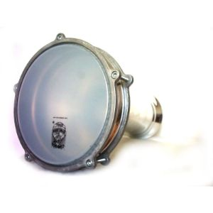 instrumento musical darbuka aluminio