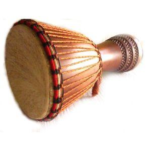 instrumento musical djembe de mali