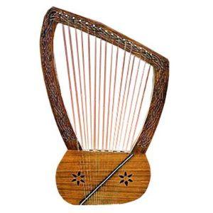 instrumento musical lira