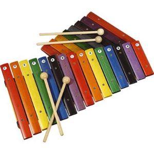 instrumento musical xilofono